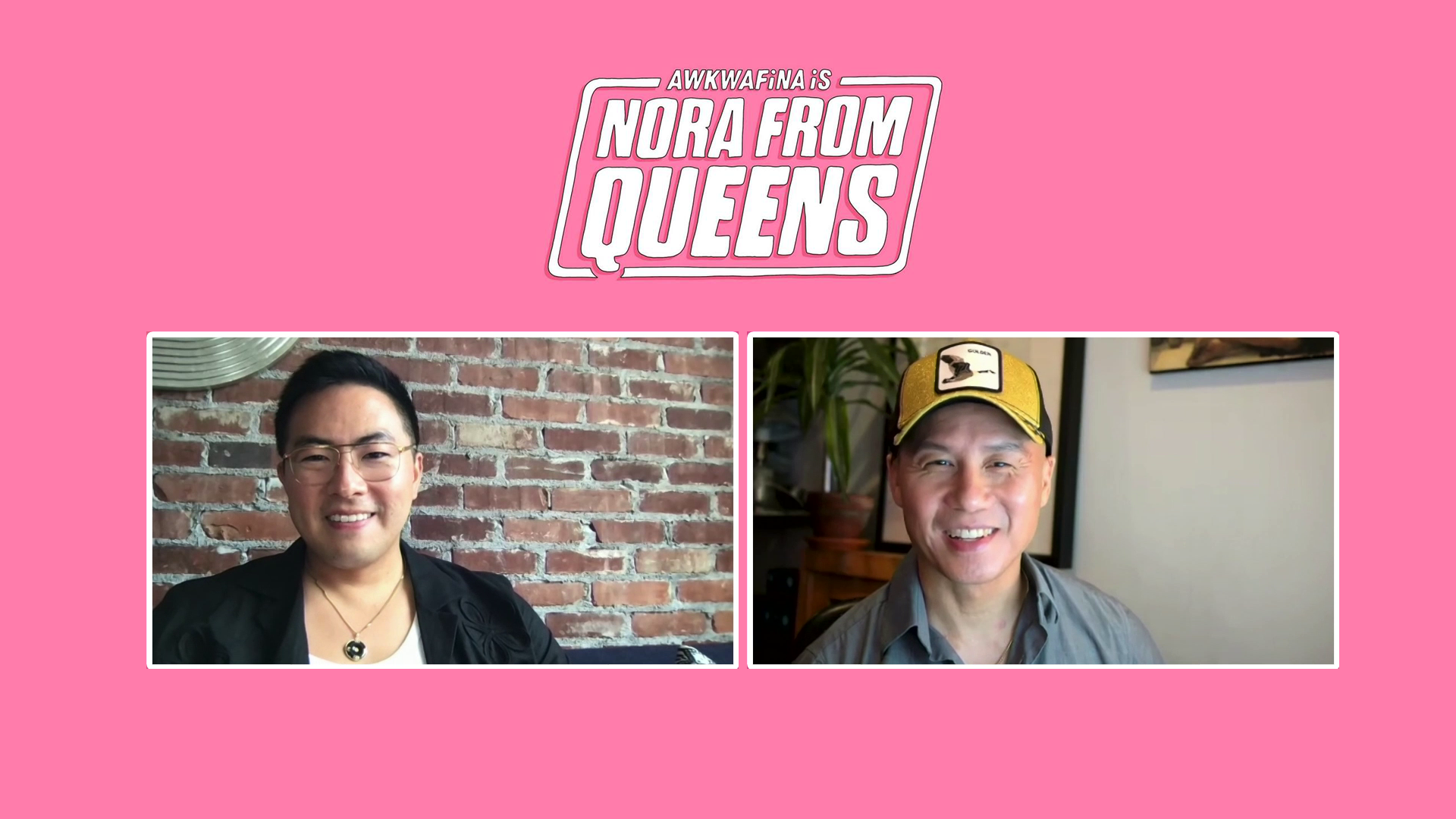BD Wong and Bowen Yang Talk SNL and Awkwafina Is Nora From Queens