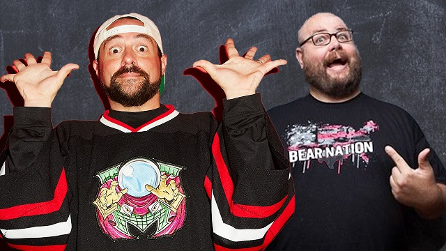 Kevin Smith and Malcolm Ingram on Working With Your Idols