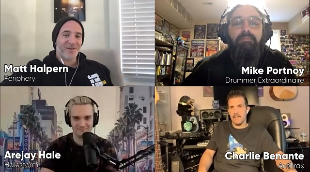 Rush Moving Pictures Round Table: Portnoy, Benante, Halpern, and Hale