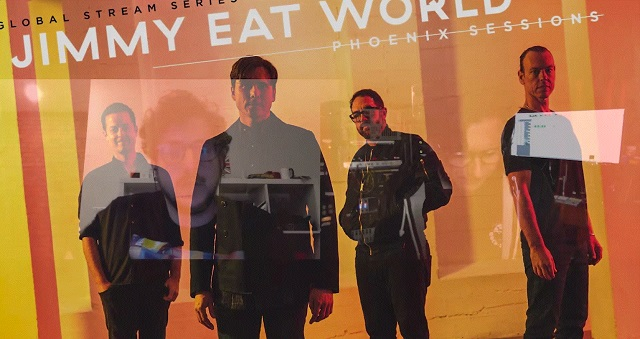Jimmy Eat World on the Phoenix Sessions and the Future of Streaming Concerts