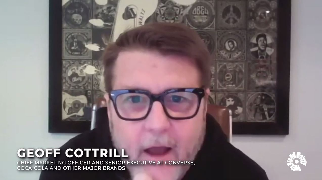 Former Coca-Cola Senior Vice President of Strategic Marketing Geoff Cottrill on Gaining the Experience to Get the Biggest Opportunities