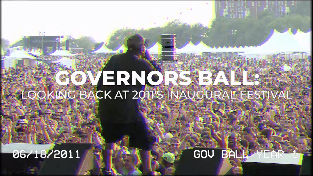 Governors Ball: Looking Back at 2011's Inaugural Festival