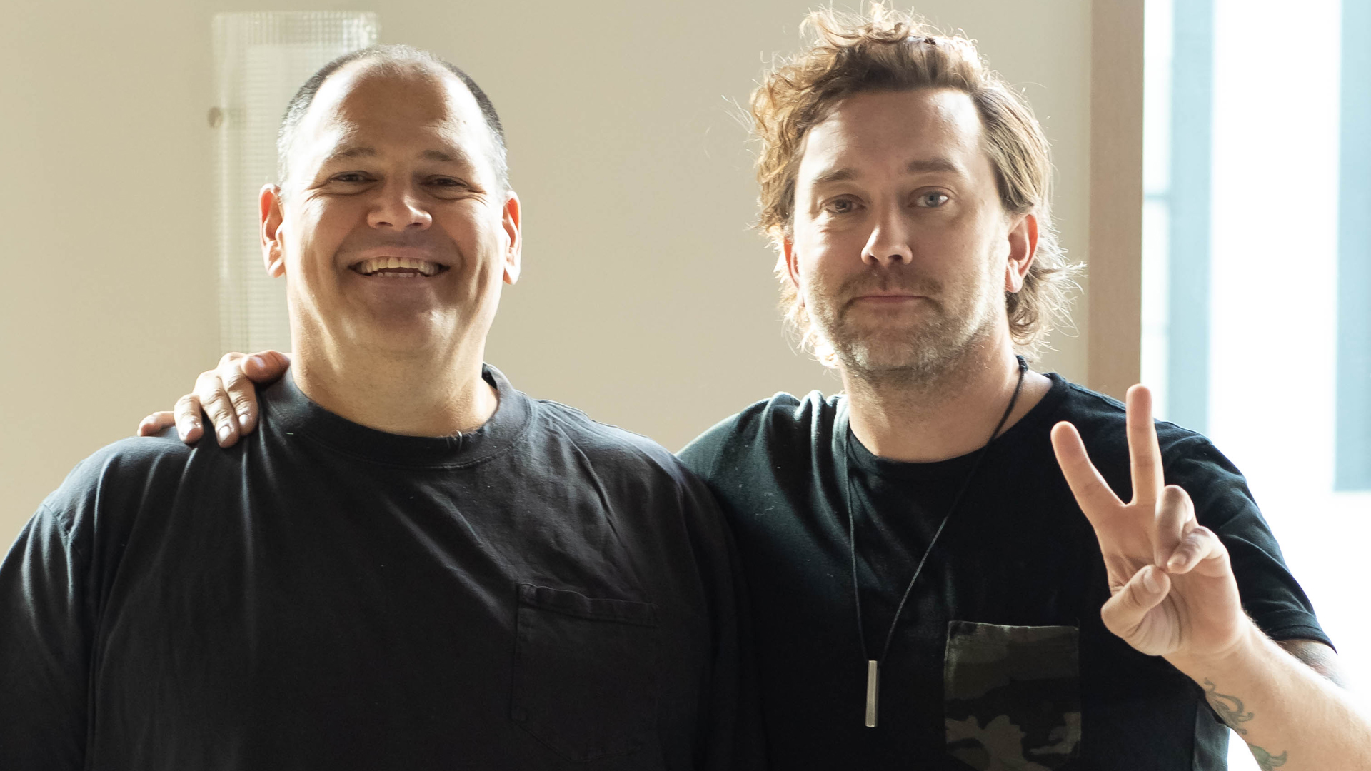 Descendents' Bill Stevenson and Rise Against's Tim McIlrath on Musical Partnership, Punk Ethos, and Milo Goes to College