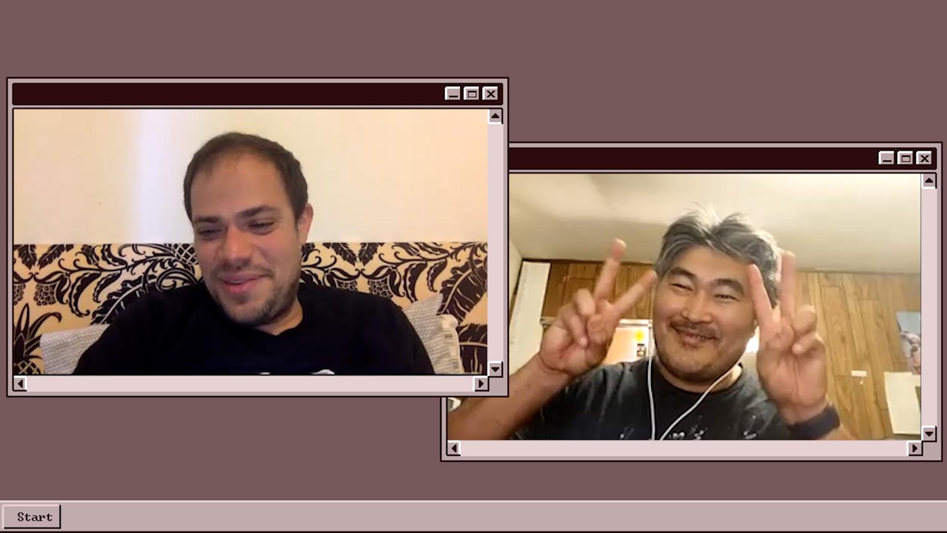 Peer 2 Peer : Jeff Rosenstock and Mike Park