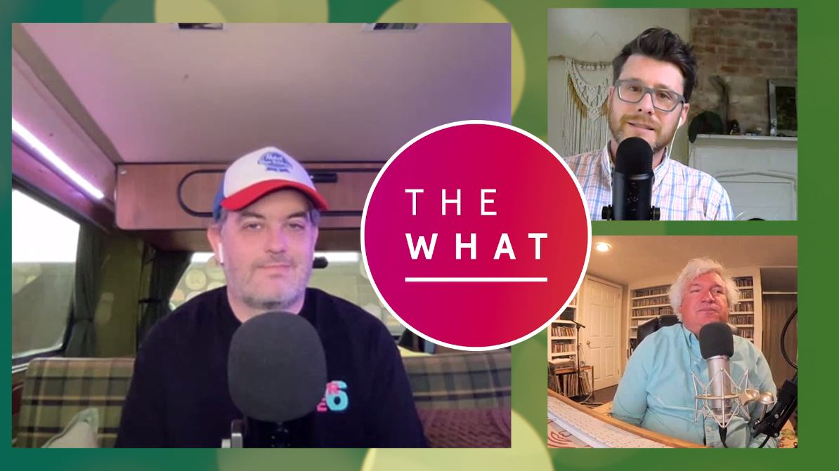Festival First Timers: Devon Gilfillian Joins The What Podcast