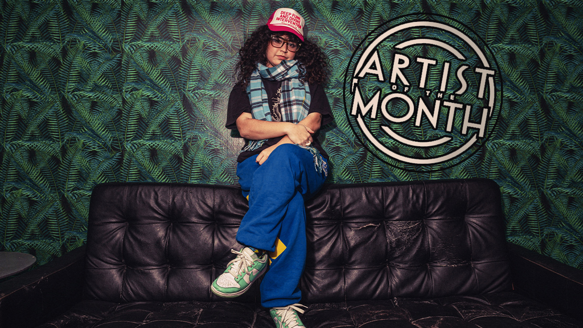 """Artist of the Month Remi Wolf on Her """"Annoying Need to Excel"""""""