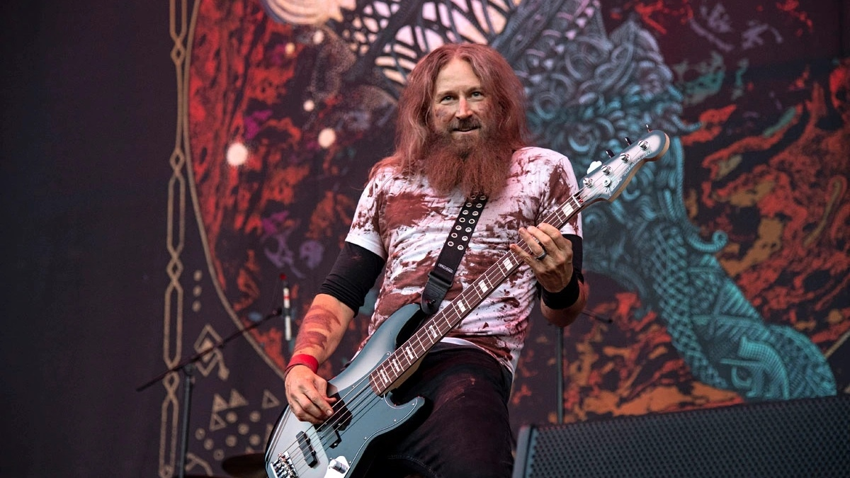 Mastodon's Troy Sanders on New Album, Music as Therapy, and Tour with Opeth