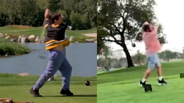 Happy Gilmore 2021: Adam Sandler and Shooter McGavin Reunite