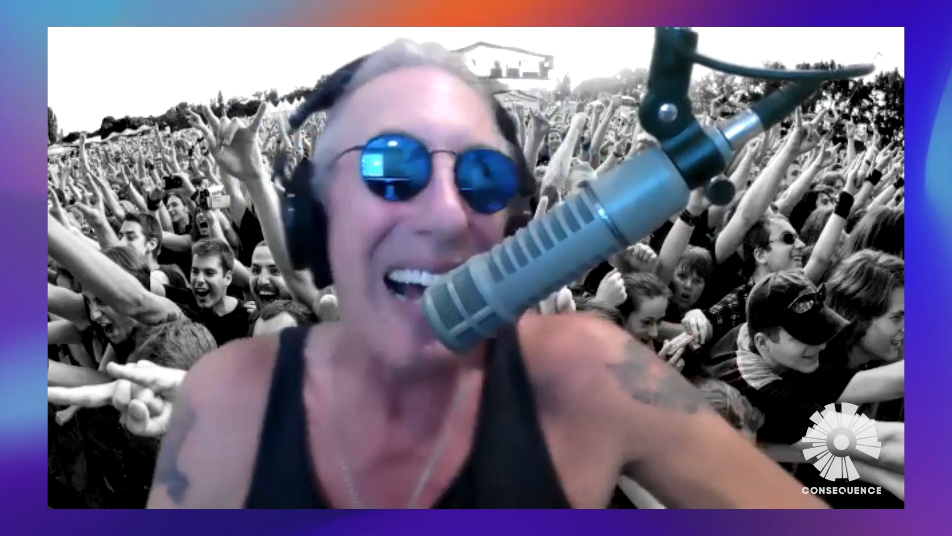 """Dee Snider on His New Album & Why Gene Simmons Needs to Stop Saying """"Rock Is Dead"""""""