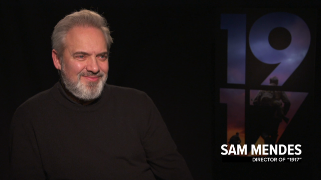 Director Sam Mendes on How 007 Prepared Him for 1917