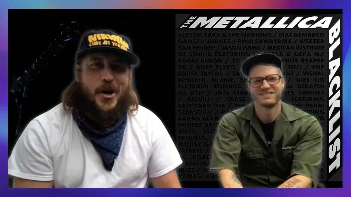 Portugal. The Man on The Metallica Blacklist Covers Album