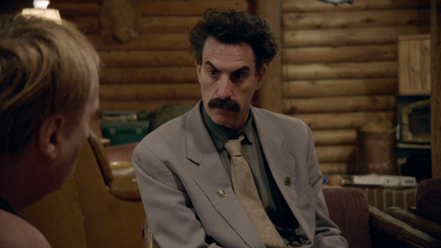 Debunking Borat Teaser