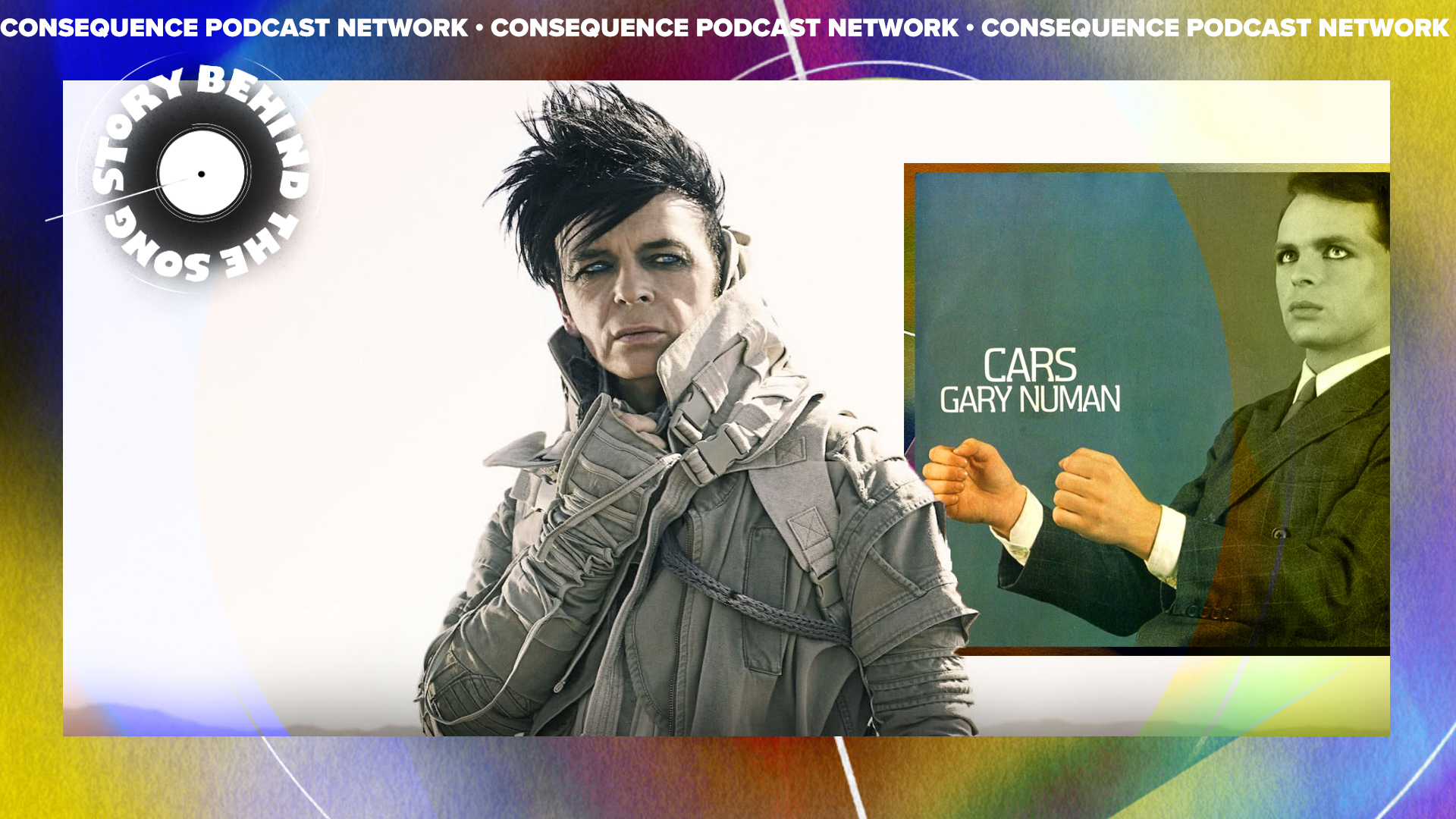 """The Story Behind Gary Numan's New Wave Classic """"Cars"""