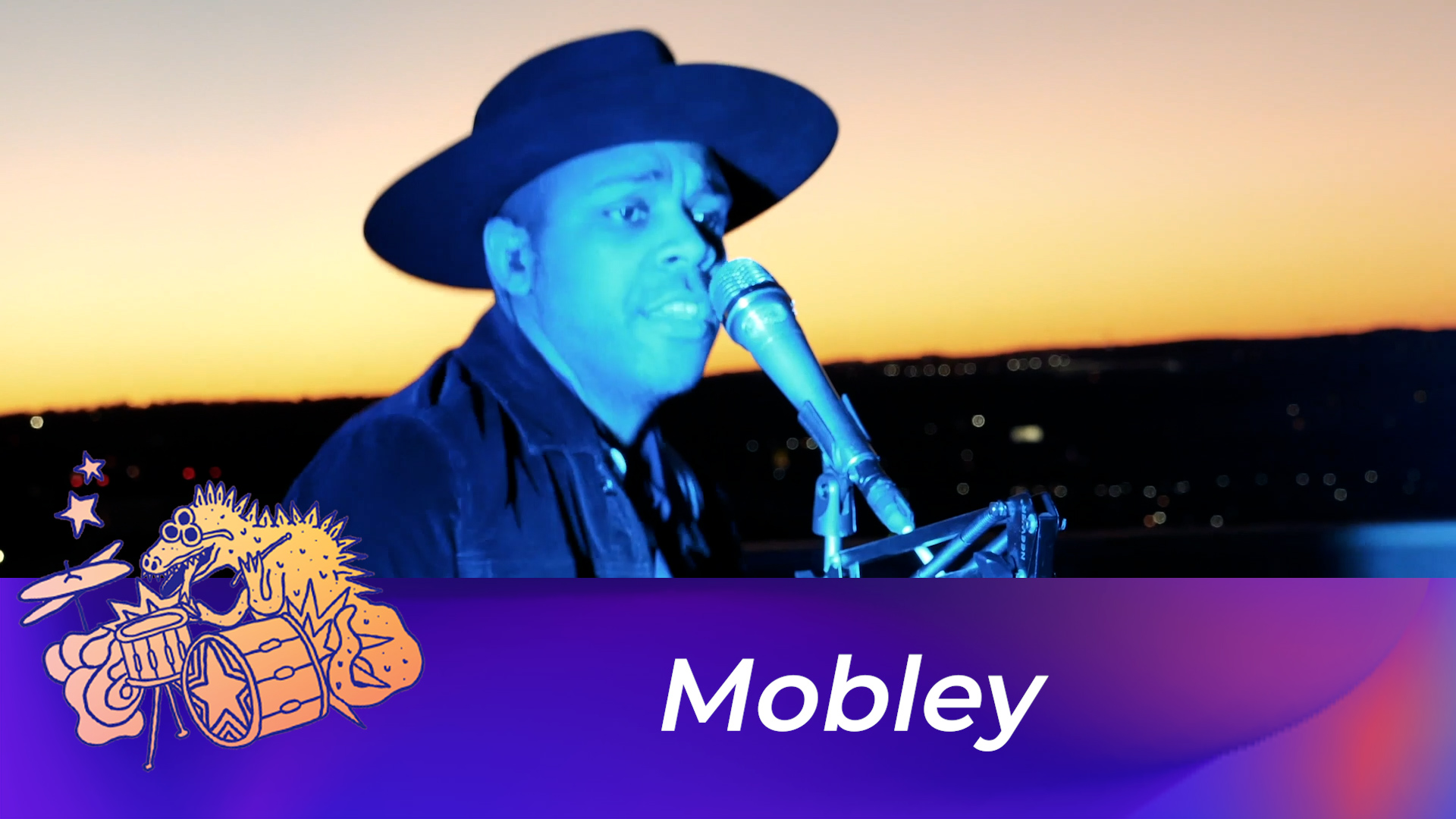 Consequence's Protect Live Music: Mobley