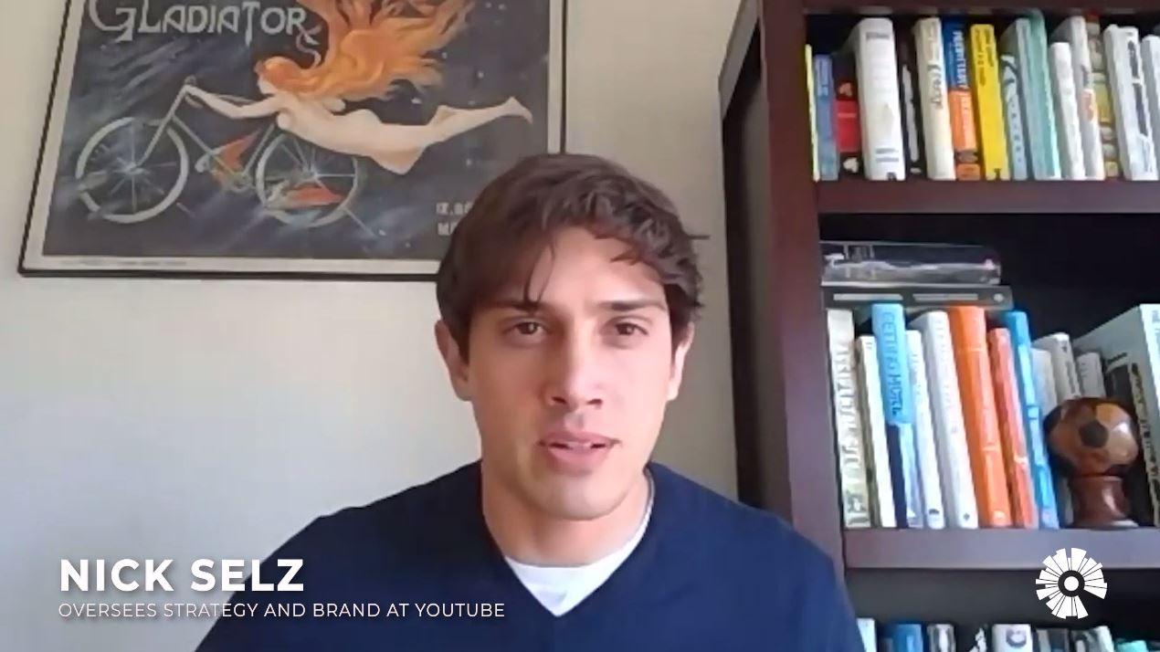 Youtube Brand Strategist Nick Selz on Digital Media's Impact on Humanity