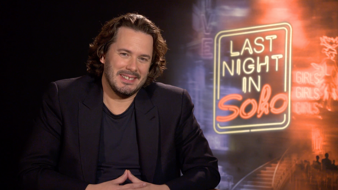 Edgar Wright on the Music and Mirrors of Last Night in Soho
