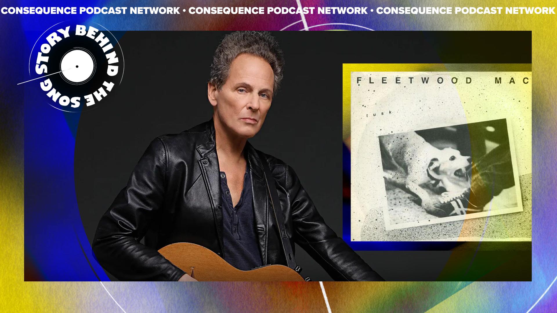 Lindsey Buckingham Shares The Story Behind Fleetwood Mac's