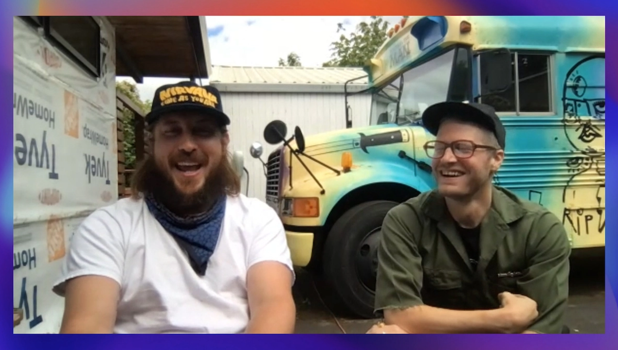 """Portugal. The Man on Returning to the Road and Why They Love Festivals: """"Chill Vibes Only"""""""