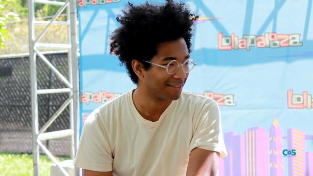 A Conversation with Toro y Moi at Lollapalooza 2015