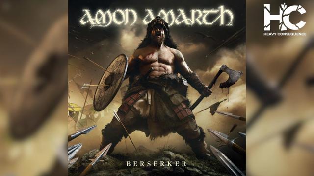 Amon Amarth on Berserker Album + Raven's Flight Single
