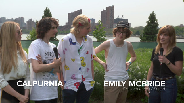Calpurnia on New Music, Weezer Video and High School