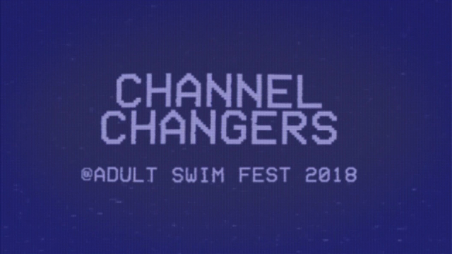Adult Swim Channel Changers