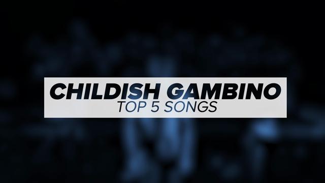 Childish Gambino's Top 5 Songs