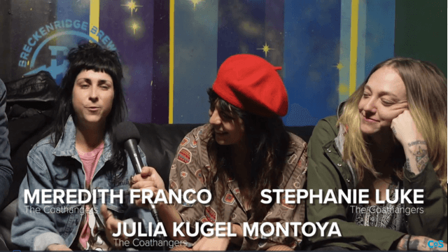The Coathangers on Controlled Anger and New Album