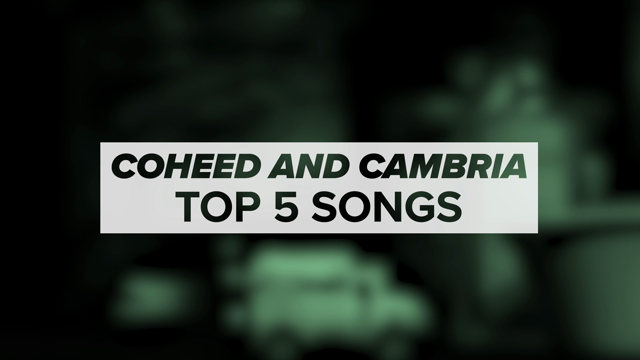 Coheed and Cambria's Top 5 Songs