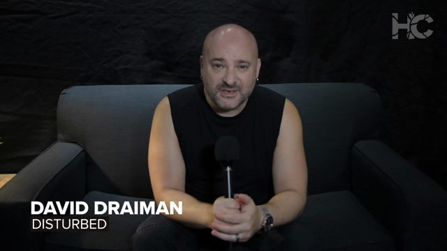 Disturbed's David Draiman on New Songs, Look-Alike
