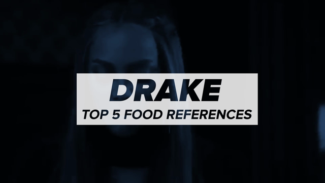 Food References in Drake's Music