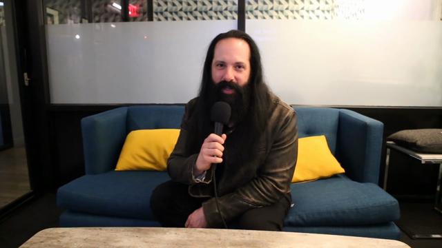 Dream Theater's John Petrucci reflects on Rush