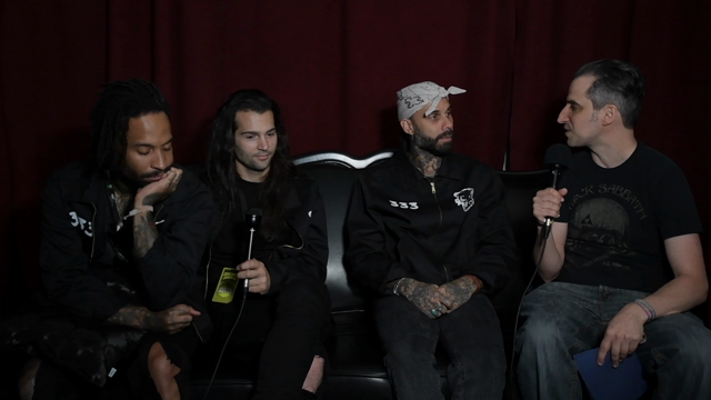 Fever 333 on Activism, Strength in Numb333rs, and More