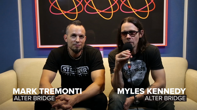 Alter Bridge on Walk the Sky, Songwriting, and Guns N' Roses