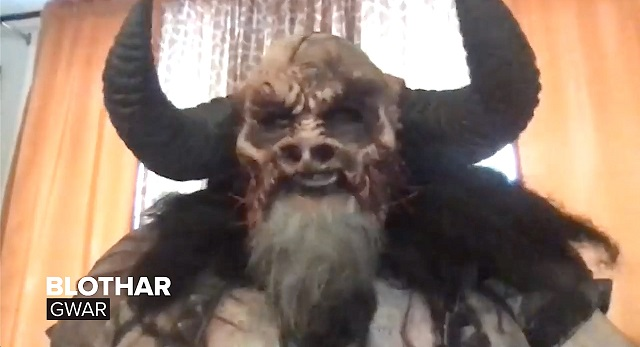 GWAR's Blothar on Oderus Statue, Pandemic, and More