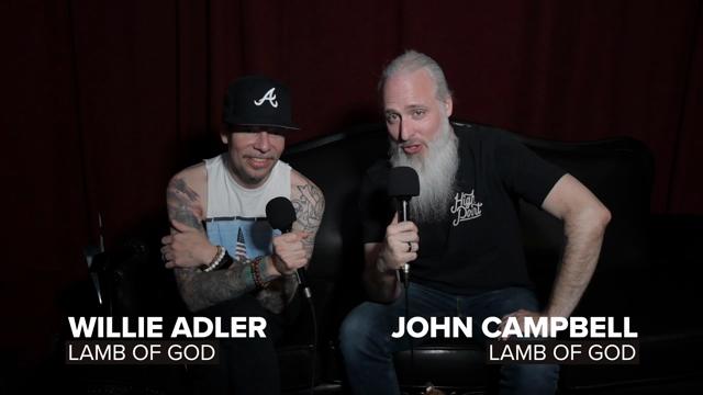 Lamb of God on New Album, Slayer, More