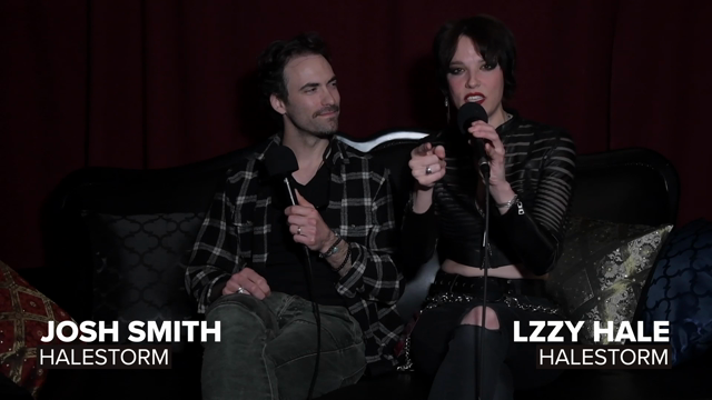 Halestorm on Vicious, Women in Rock + Lzzy's Signature Guitar