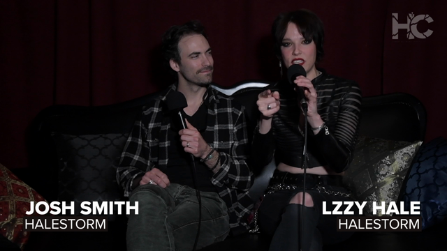 Halestorm on Touring with Alice Cooper + Recording Plans