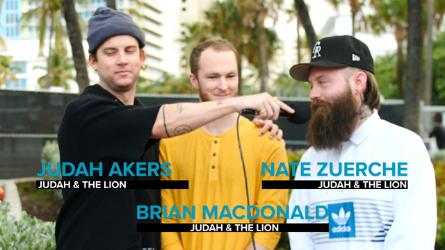 Judah & The Lion on Celebrating to Songs about Pain and Hope