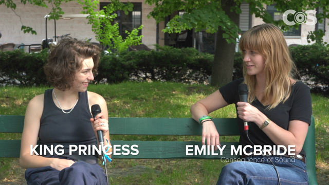 King Princess Interview at Governors Ball