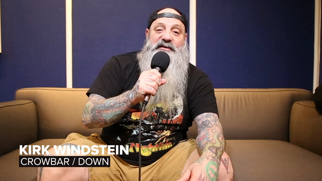 Kirk Windstein Talks Solo Album and Crowbar