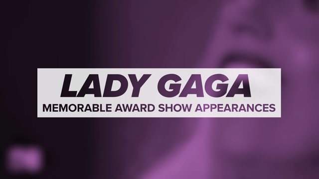Lady Gaga's Memorable Awards Show Performances