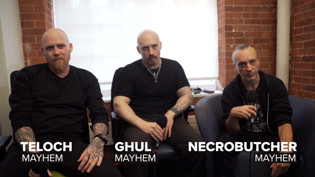 Mayhem React to Lords of Chaos Movie