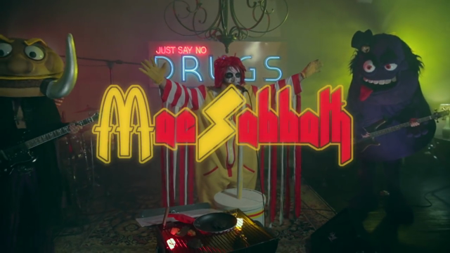 Mac Sabbath - Lords of the Swirled Tree House Sessions