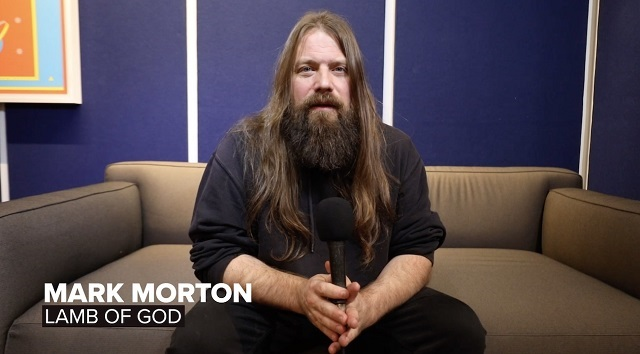 Lamb of God's Mark Morton on Covering Black Crowes + Pearl Jam, Working with Lzzy Hale