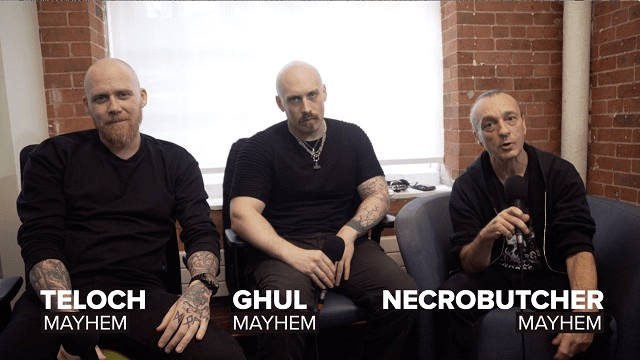 Mayhem Talk New Album Daemon