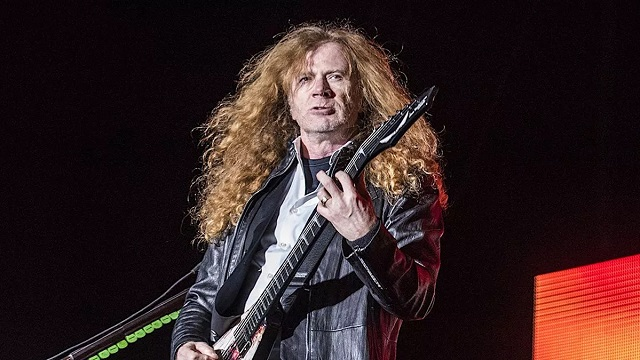 Megadeth's Dave Mustaine on Rust in Peace, Dimebag Darrell, and New Album
