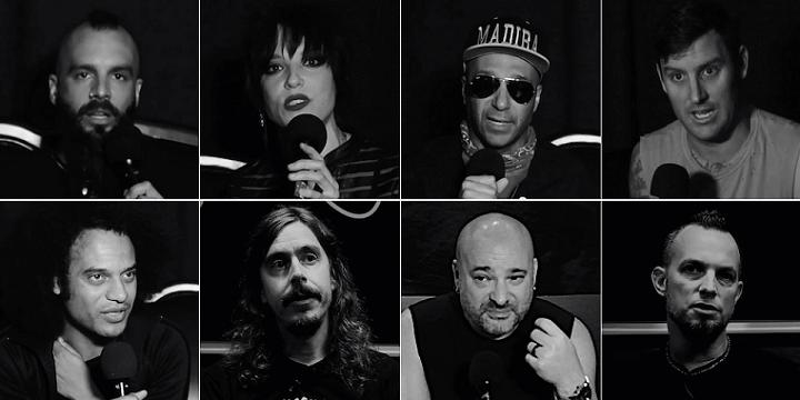 Rock + Metal Artists Discuss Musicians' Mental Health