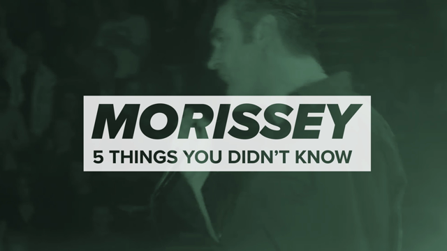 5 Things You Didn't Know About Morrissey
