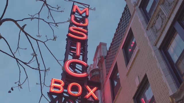 The Come Up: The Music Box